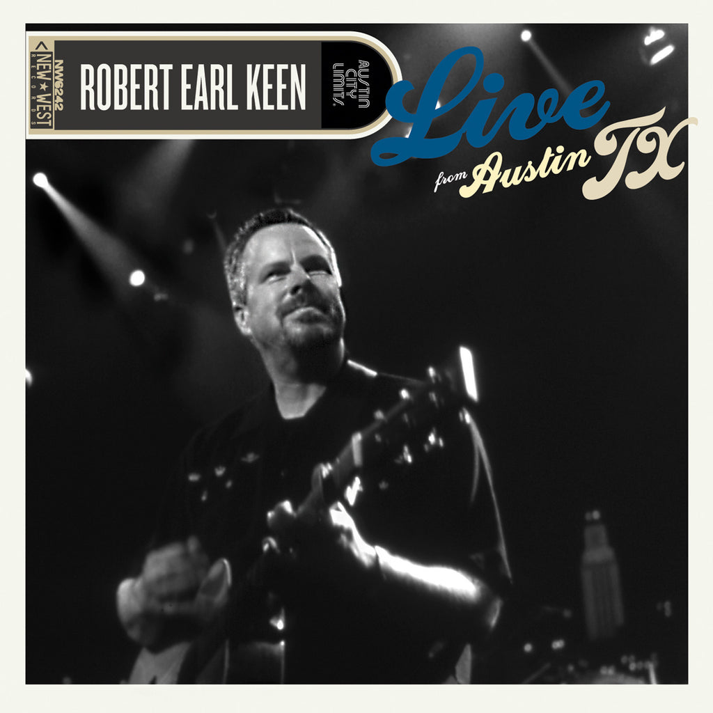 Robert Earl Keen - Live From Austin, TX [CD/DVD]
