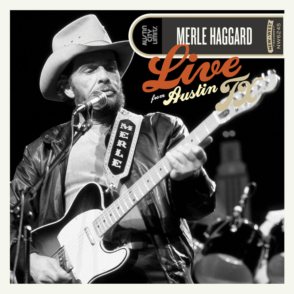 Merle Haggard - Live From Austin, TX [CD/DVD]
