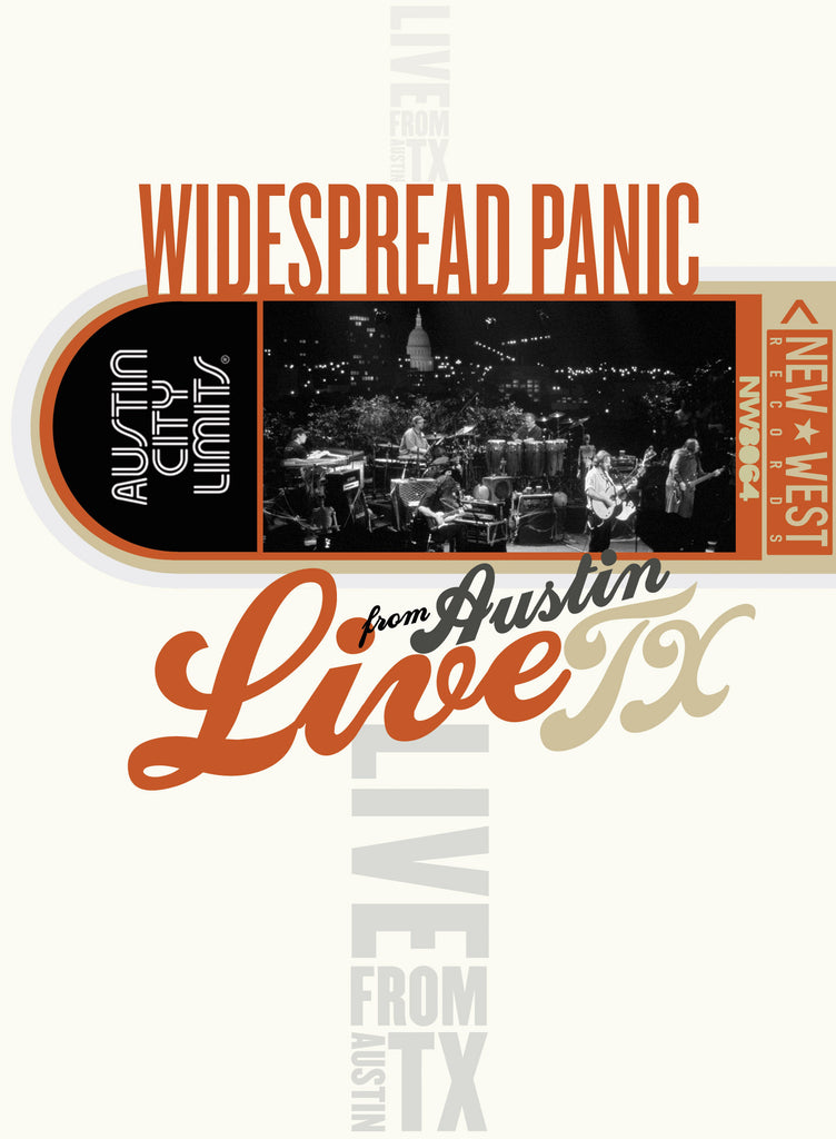Widespread Panic - Live From Austin, TX [DVD]