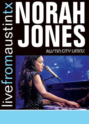 Norah Jones - Live From Austin, TX [DVD]