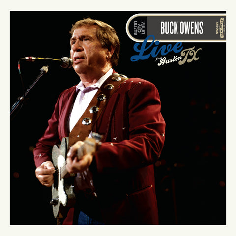 Buck Owens - Live From Austin, TX [CD/DVD]