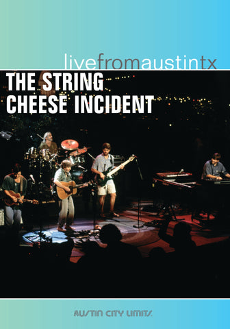 The String Cheese Incident - Live From Austin, TX [DVD]