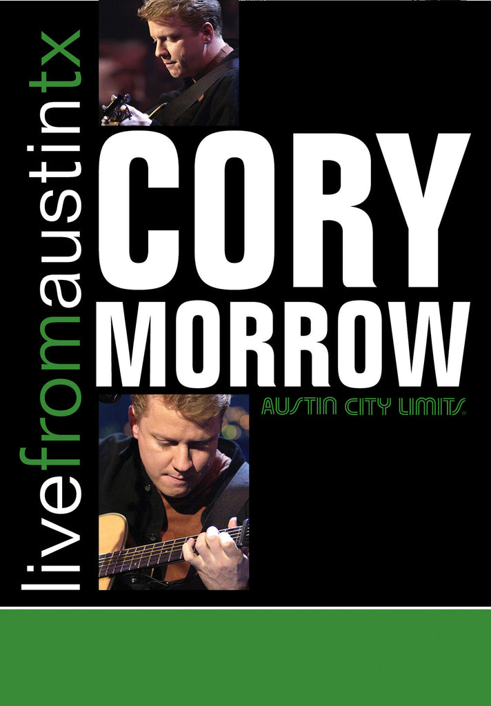 Cory Morrow - Live From Austin, TX [DVD]