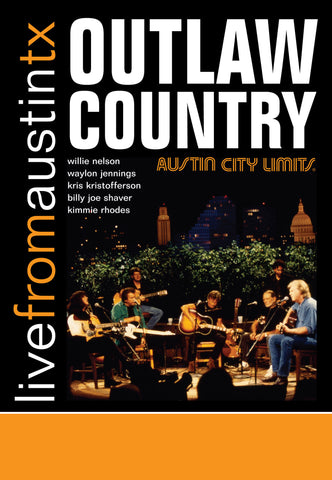 Outlaw Country - Live From Austin, TX [DVD]