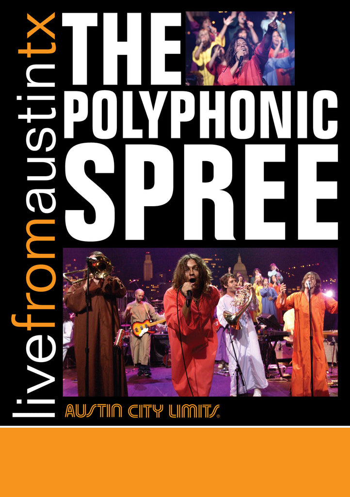 The Polyphonic Spree - Live From Austin, TX [DVD]