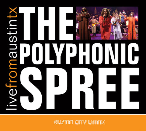 The Polyphonic Spree - Live From Austin, TX [CD]