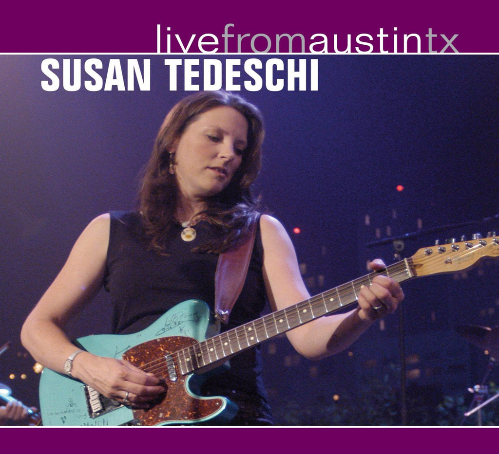 Susan Tedeschi - Live From Austin, TX [CD]