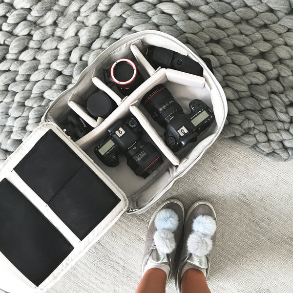 11 reasons why you need this stylish camera bag!