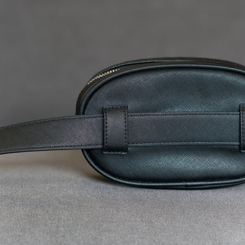 The Gorilla Black Tog Belt Bag