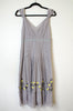 Lithe Layered Constructed Sleeveless Dress  - Size 10