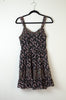 Lauren Conrad Ruffled Mixed Print Sun Dress - Size 2