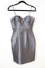 Adrianna Papell Strapless Cocktail Dress - Size 6