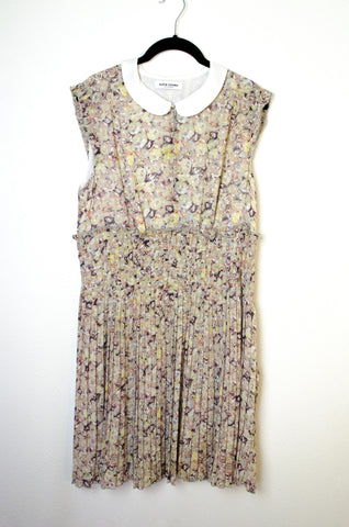 Kate Young for Target Watercolor Sleeveless School Dress - Size L