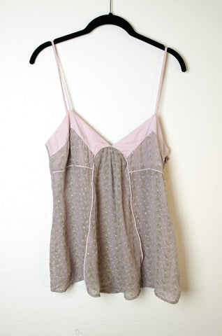 Swing Tank with Piping Detail - Size 8