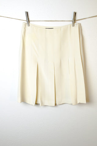 Pleated Wrap Skirt - Size 6