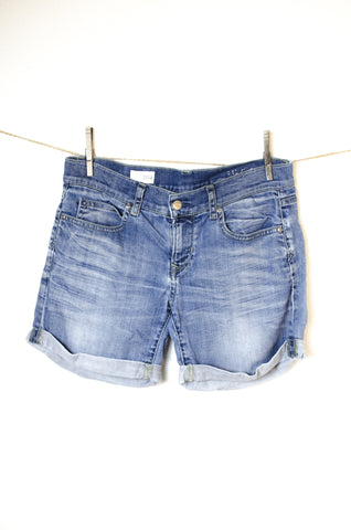 Gap 1969 Boyfriend Denim Shorts - Size 4