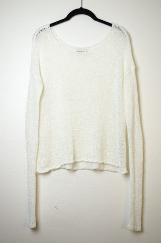 Abercrombie & Fitch Pullover Ribbon Sweater - size XS/S