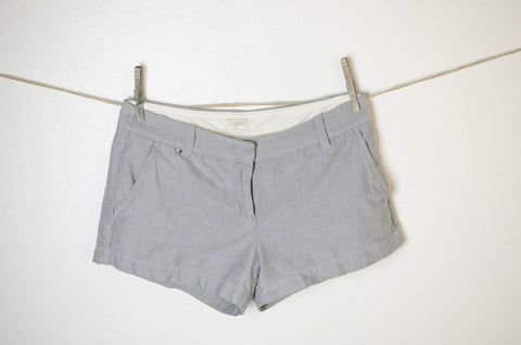 J.Crew Tailored Shorts - Size 4