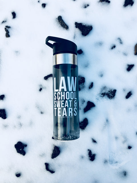 Law School Sweat & Tears™ Water Bottle