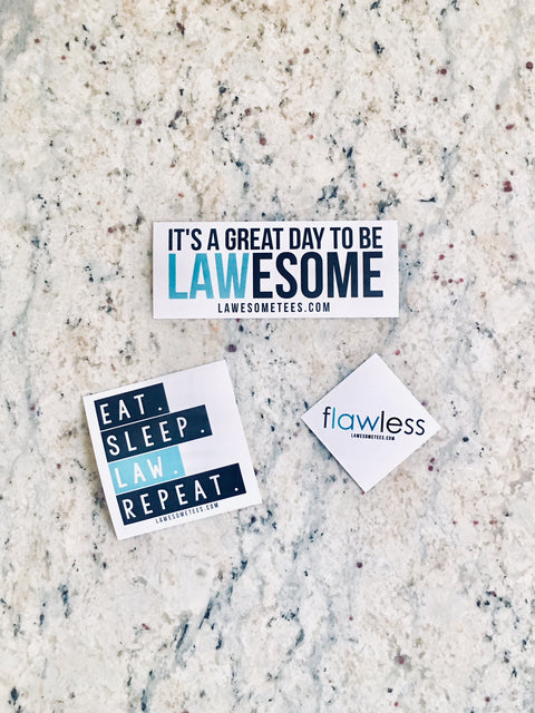 Lawesome Sticker Pack