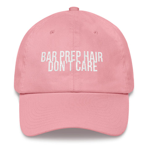 Bar Prep Hair Don't Care™ Hat