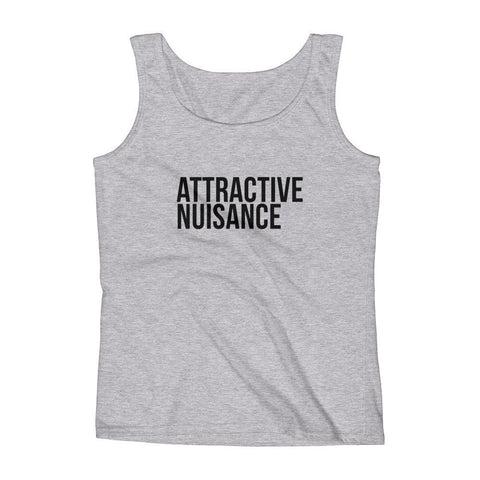 Attractive Nuisance™ Ladies' Tank