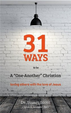 31 Ways To Be a One-Another Christian