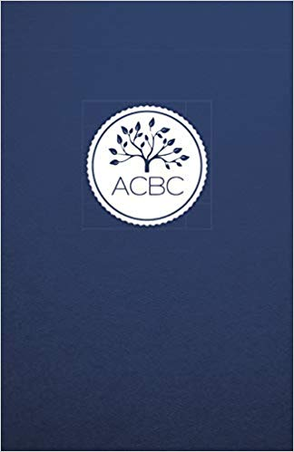 ACBC Personal Counseling Journal