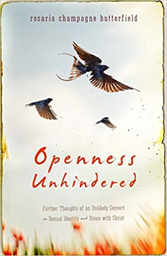 Openness Unhindered: Further Thoughts of an Unlikely Convert on Sexual Identity and Union with Christ