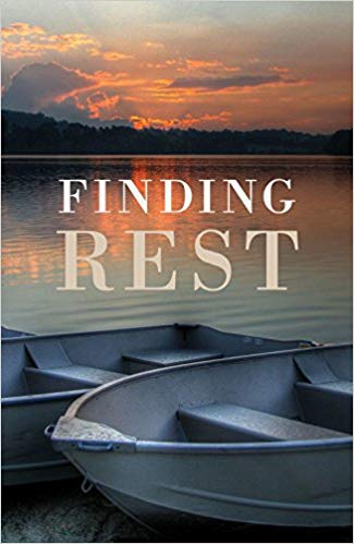 Finding Rest Tract (Pack of 25)
