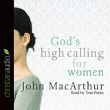 God's High Calling for Women - Audio Book CD