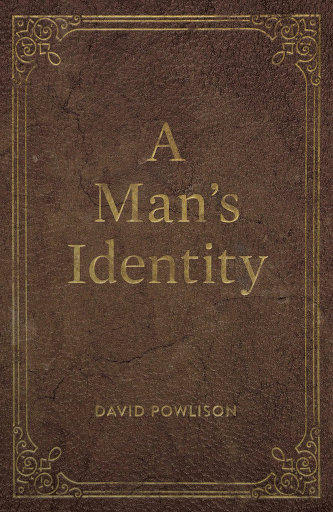 A Man's Identity (Pack of 25 Tracts)