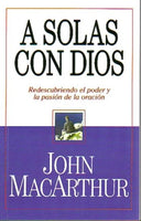 A Solas Con Dios - Bolsillo (Spanish Edition) / Alone with God