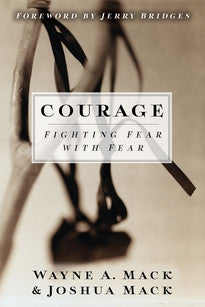Courage: Fighting Fear with Fear (Previously titled 'The Fear Factor')