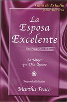 La Esposa Excelente - Guía de Estudio para Maestra (Spanish) / Excellent Wife: Teachers Guide