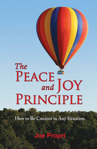 The Peace and Joy Principle