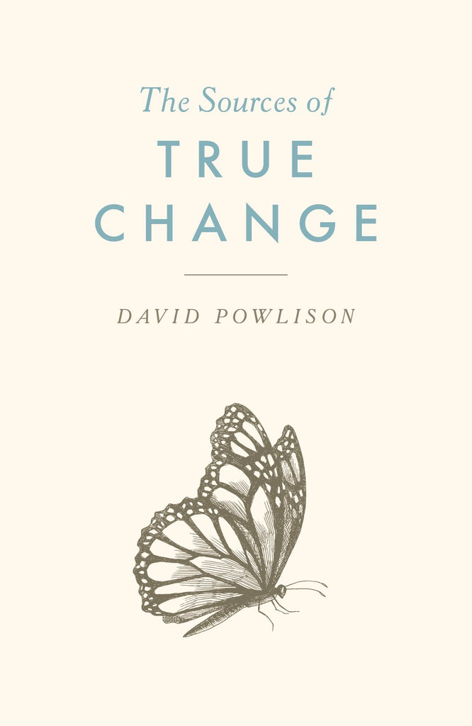The Sources of True Change (Pack of 25 tracts)