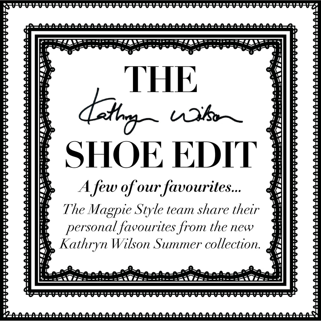 KW Shoe Edit