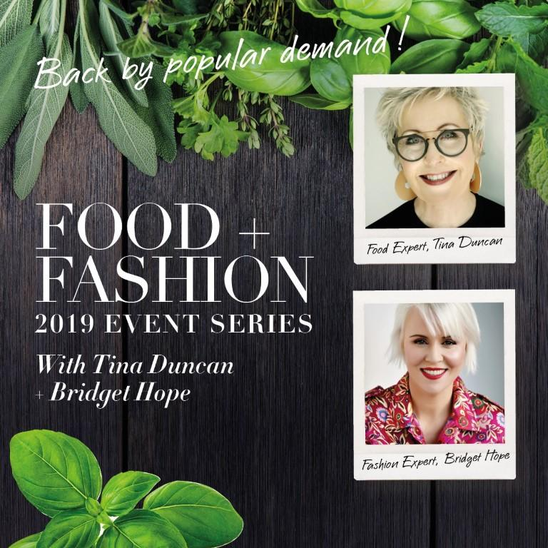 EVENT SERIES: Food & Fashion Day Out