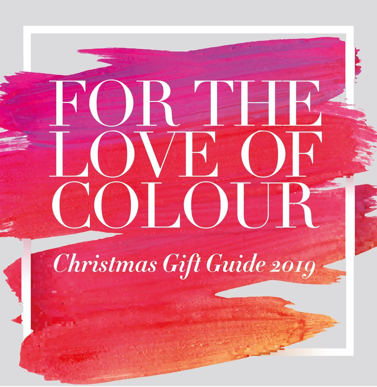 The Magpie Christmas Gift Guide 2019