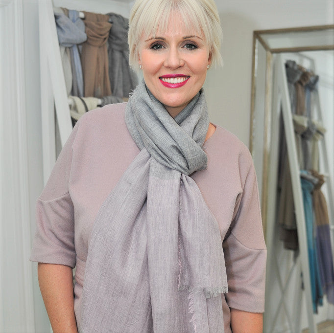 STYLE DOCTOR: For the love of scarves