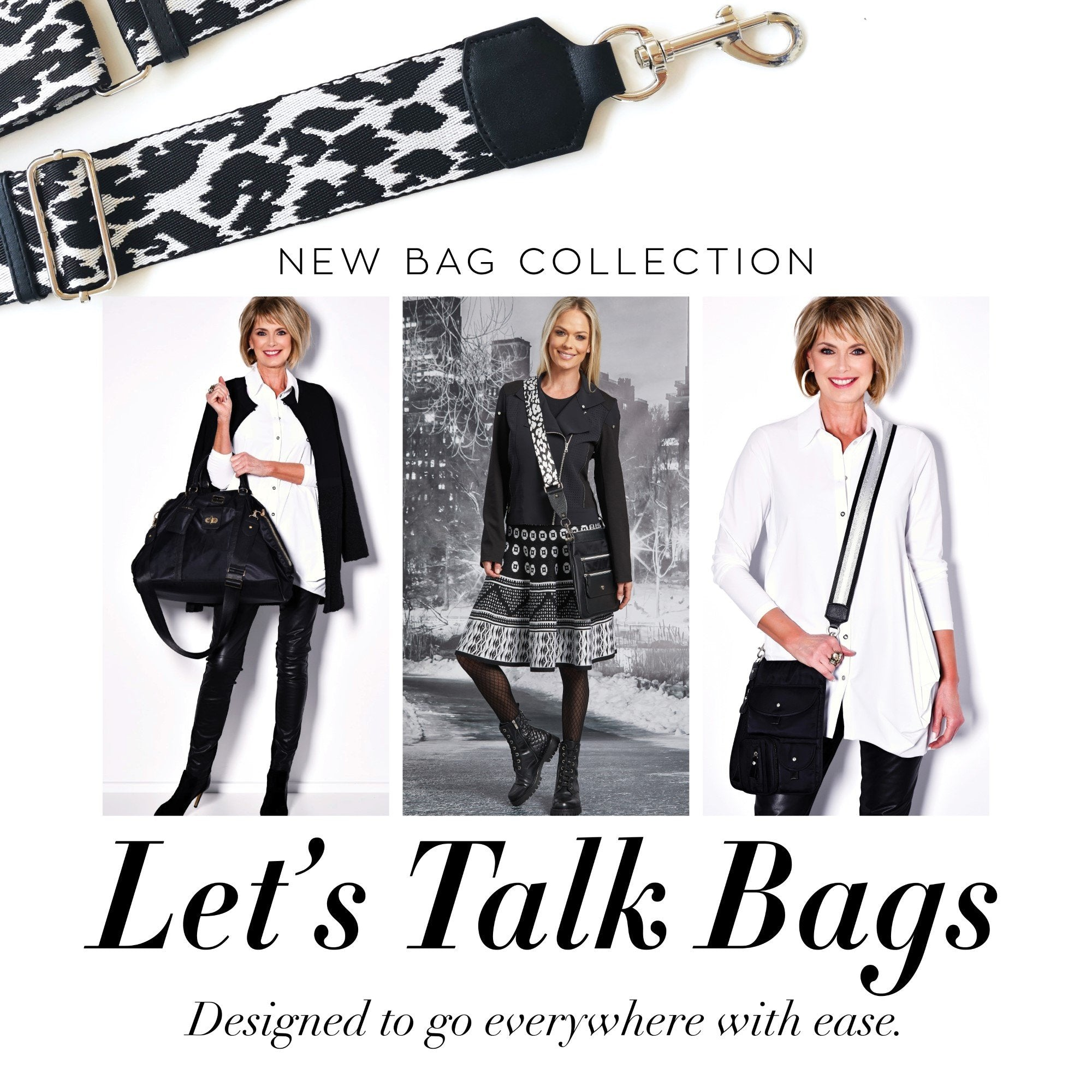 New Paula Ryan Capsule Bag Collection