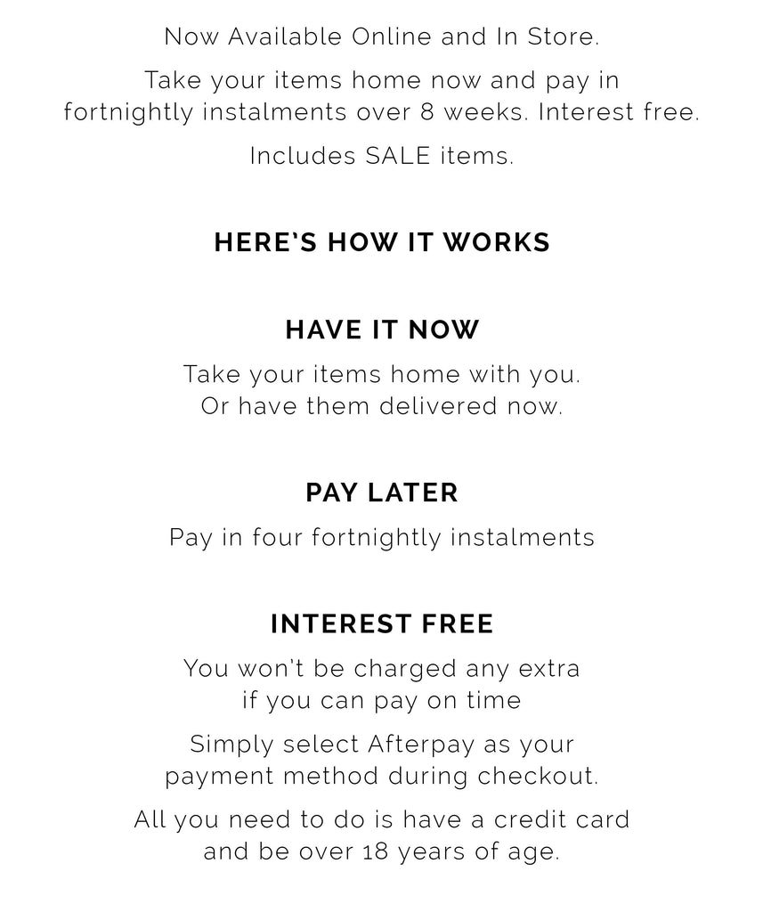 Afterpay and how it works