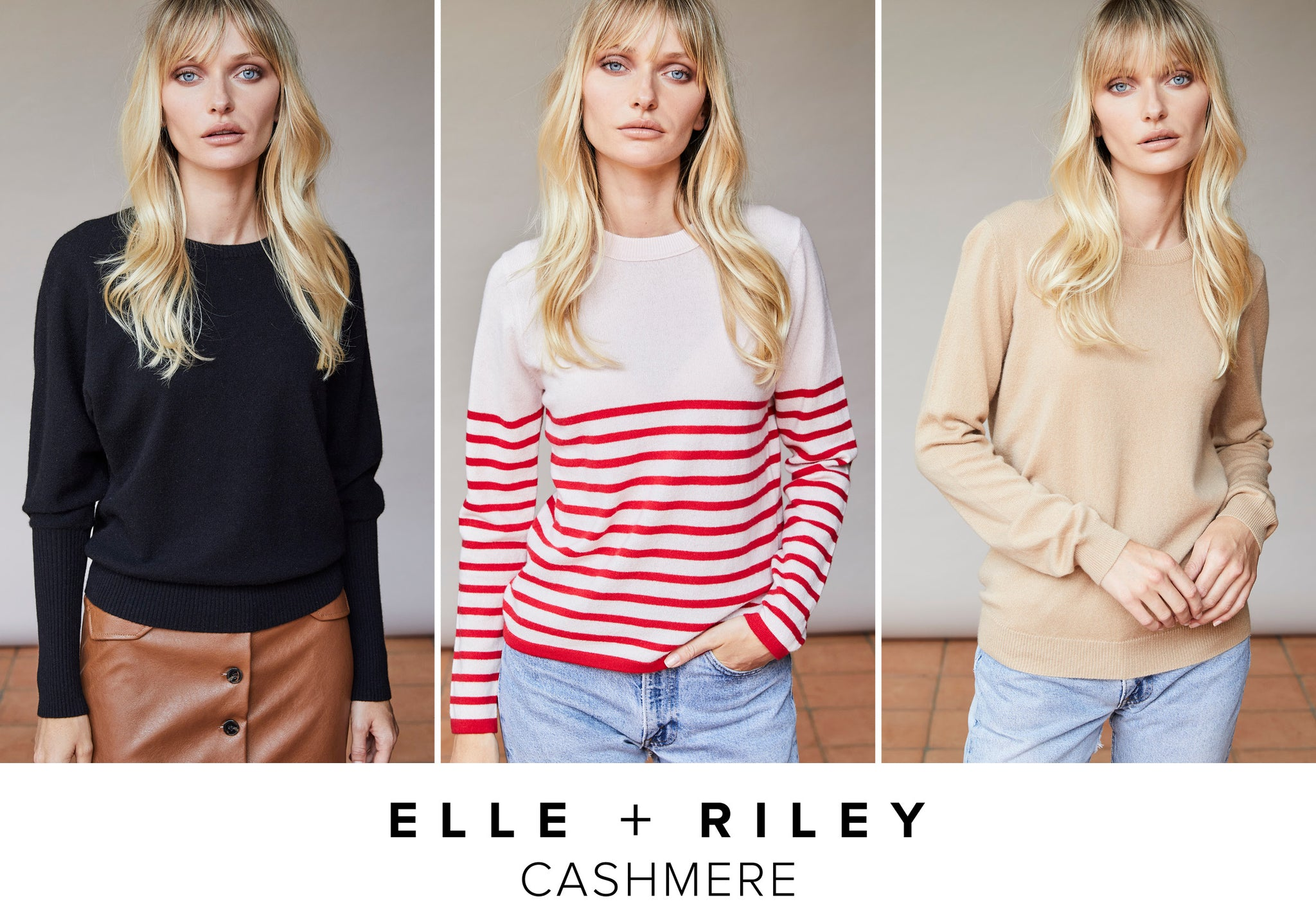 Elle and Riley