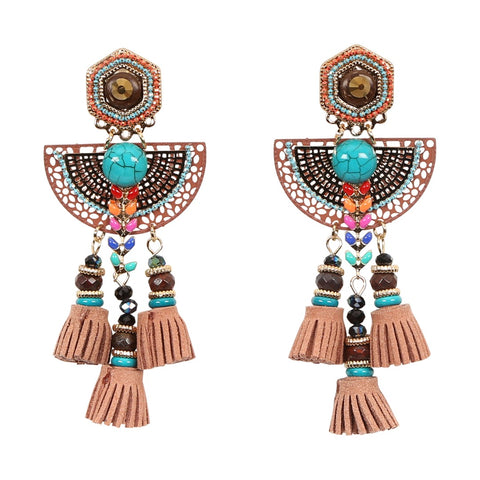 Enhance Mexican Earrings
