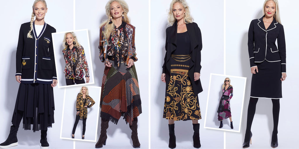 Paula Ryan Winter 2019 Collection
