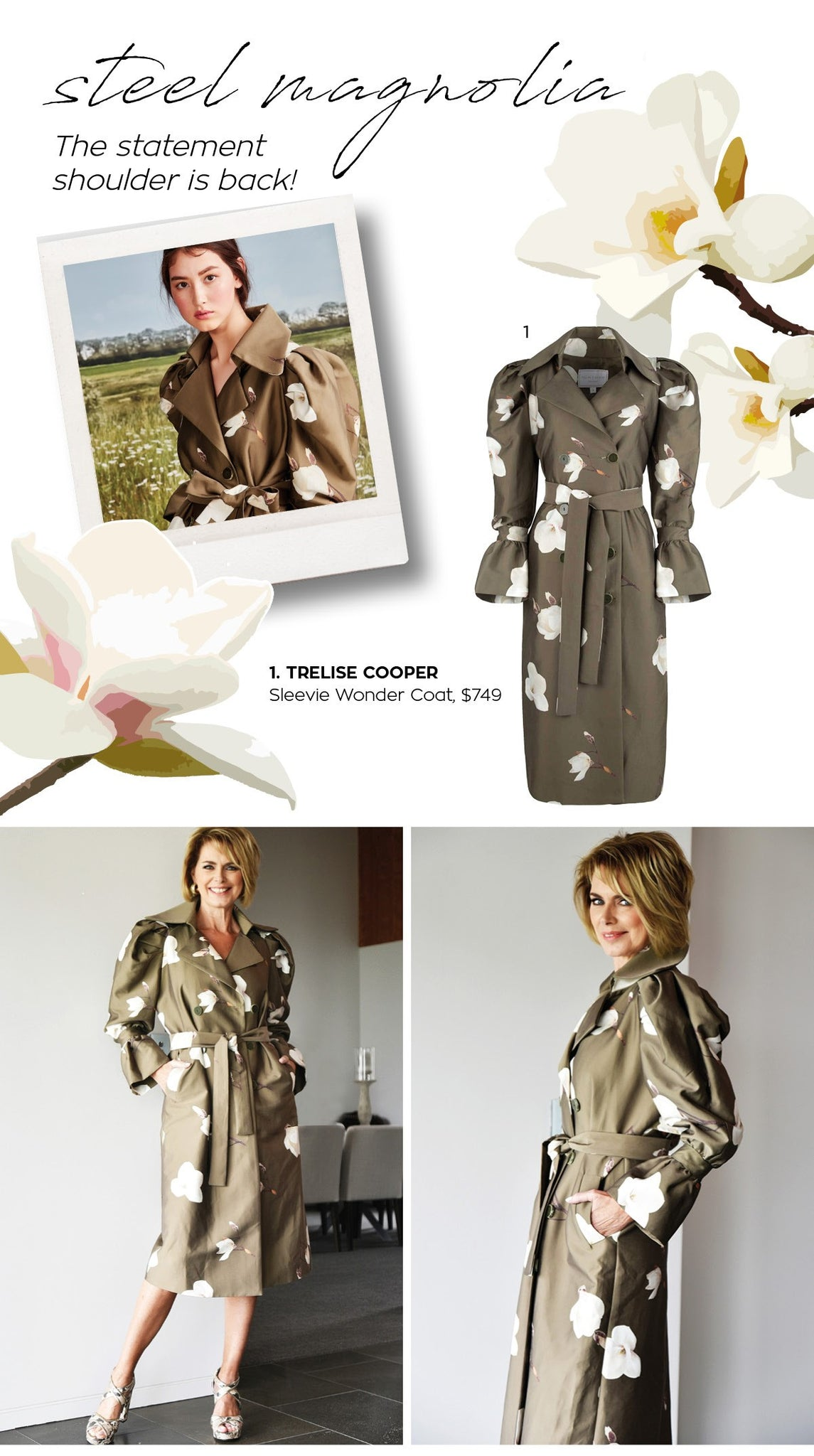 Trelise Cooper Slevie Wonder Coat
