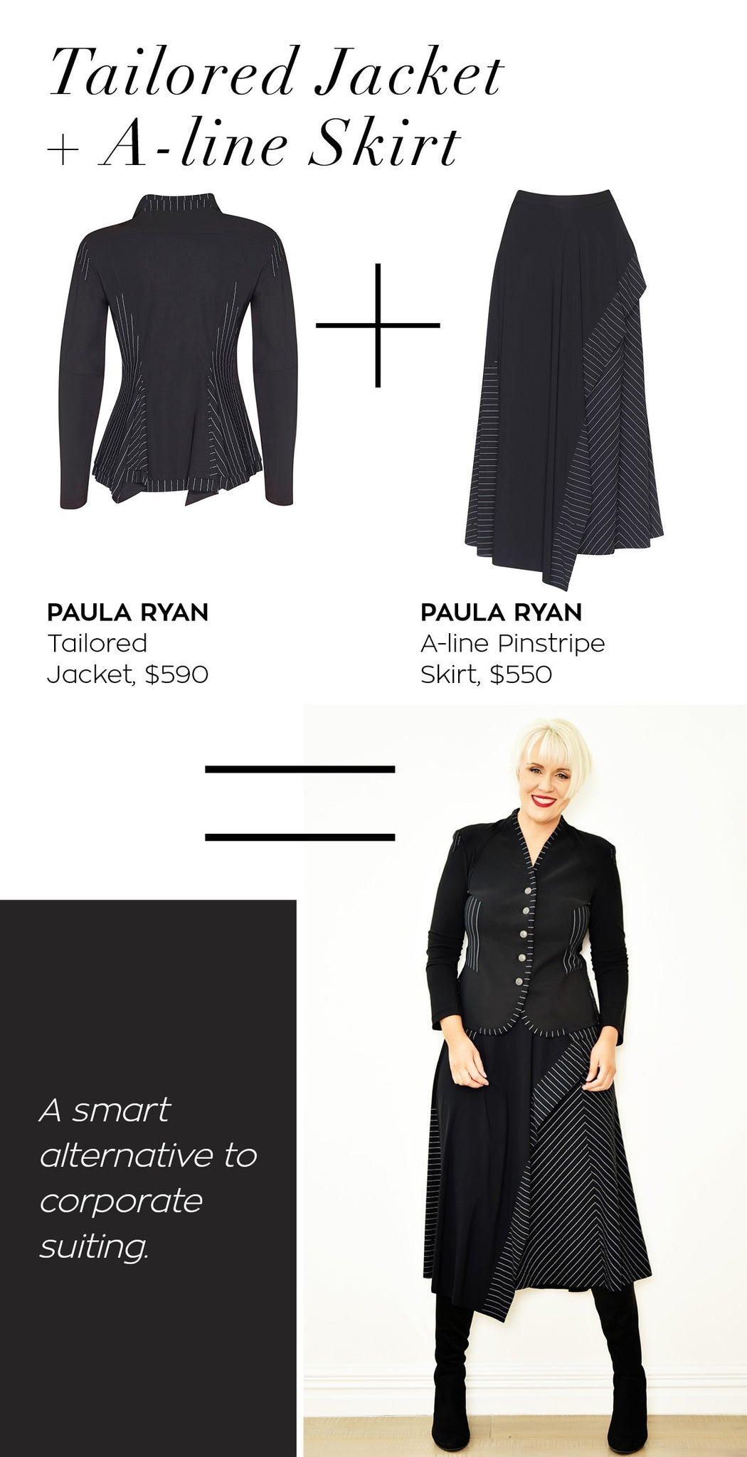 Paula Ryan Winter collection