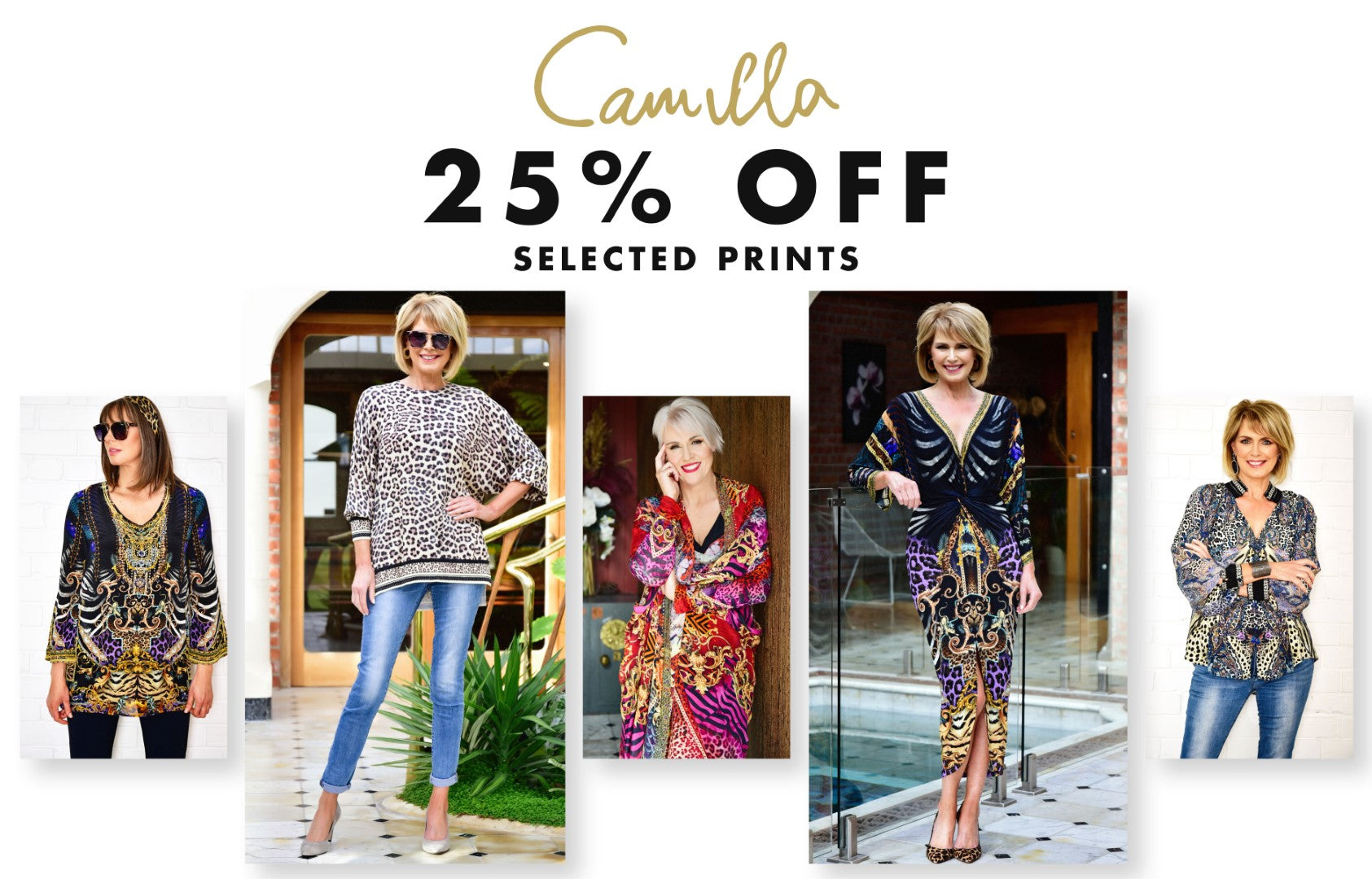 Camilla on sale