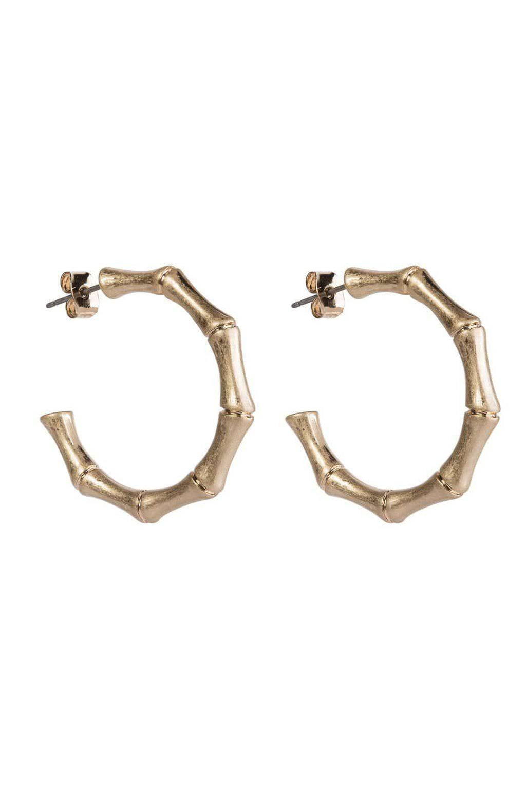 FOUR CORNERS Luxor Gold Earrings - Four Corners - [product type] - Magpie Style